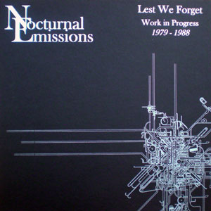 Nocturnal Emissions Lest We Forget Boxed Set